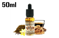 50ml RELAX 3mg eLiquid (With Nicotine, Very Low) - eLiquid by Eliquid France εικόνα 1