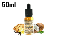 50ml SUPREME 18mg eLiquid (With Nicotine, Strong) - eLiquid by Eliquid France εικόνα 1