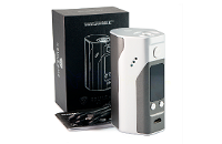 KIT - Wismec REULEAUX RX200S 200W TC Mod ( Grey & Silver ) εικόνα 1