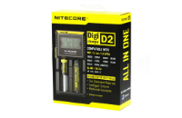 ΦΟΡΤΙΣΤΗΣ - Nitecore D2 External Battery Charger εικόνα 1
