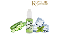D.I.Y. - 20ml Les Duos Revolute CUCUMBER & MINT eLiquid Flavor by Nicoflash εικόνα 1