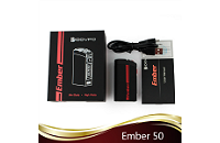 KIT - DOVPO Ember 50W TC Mod ( Black ) εικόνα 2