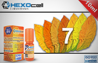 D.I.Y. - 10ml 7 FOGLIE eLiquid Flavor by HEXOcell εικόνα 1