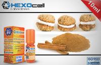 D.I.Y. - 10ml CINNAMON COOKIES eLiquid Flavor by HEXOcell εικόνα 1