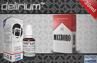 30ml MAXXXBORO 0mg eLiquid (Without Nicotine) - eLiquid by delirium εικόνα 1