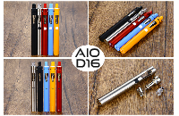 KIT - Joyetech eGo AIO D16 Full Kit ( Stainless ) εικόνα 3