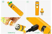 KIT - Joyetech eGo AIO D22 Full Kit ( Orange ) εικόνα 4