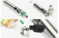 KIT - Joyetech eGo AIO D22 XL Full Kit ( White ) εικόνα 4