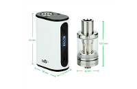 KIT - Eleaf iStick Power Nano 40W TC Full Kit ( Grey ) εικόνα 3