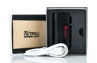 KIT - HCIGAR VT75 Nano TC Mod ( Black ) εικόνα 1