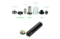 KIT - WISMEC Vicino ( Black ) εικόνα 5
