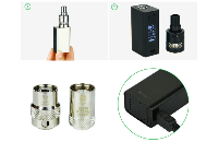 KIT - JOYETECH eVic Basic Full Kit ( Black ) εικόνα 4