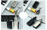 KIT - JOYETECH eVic Basic Full Kit ( Stainless ) εικόνα 3