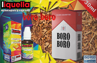 30ml BORO BORO 9mg eLiquid (With Nicotine, Medium) - Liquella eLiquid by HEXOcell εικόνα 1
