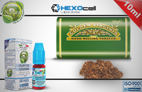 10ml VIRGINIA 6mg eLiquid (With Nicotine, Low) - Natura eLiquid by HEXOcell εικόνα 1