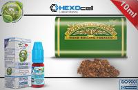 10ml VIRGINIA 12mg eLiquid (With Nicotine, Medium) - Natura eLiquid by HEXOcell εικόνα 1