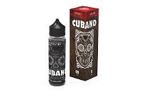 60ml CUBANO 3mg High VG eLiquid (With Nicotine, Very Low) - eLiquid by VGOD εικόνα 1