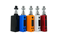 KIT - JOYETECH eVic VTC Dual Full Kit ( White ) εικόνα 1