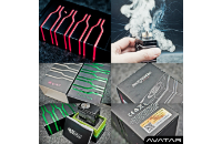 KIT - Puff AVATAR RS 75W DNA Mod ( Black ) εικόνα 1