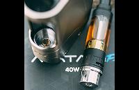 KIT - Puff AVATAR FX Mini 40W TC ( Stainless ) εικόνα 6