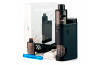 KIT - Eleaf Pico Squeeze Squonk Mod Full Kit ( Black ) εικόνα 2