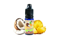 D.I.Y. - 10ml PINEAPPLE & COCONUT Retro eLiquid Flavor by Big Mouth Liquids εικόνα 1