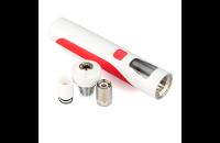 KIT - Joyetech eGo AIO D19 Full Kit ( Red & White ) εικόνα 4