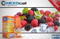 D.I.Y. - 10ml FROZEN FRUITS eLiquid Flavor by HEXOcell εικόνα 1