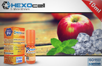 D.I.Y. - 10ml APPLE MINT eLiquid Flavor by HEXOcell εικόνα 1