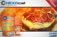 D.I.Y. - 10ml CREME BRULEE eLiquid Flavor by HEXOcell εικόνα 1
