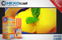 D.I.Y. - 10ml MANGO MINT eLiquid Flavor by HEXOcell εικόνα 1