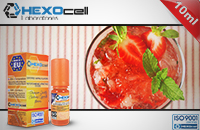 D.I.Y. - 10ml STRAWBERRY MINT eLiquid Flavor by HEXOcell εικόνα 1