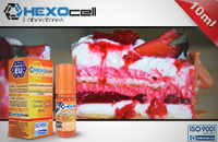 D.I.Y. - 10ml BLOODLUST CREAM eLiquid Flavor by HEXOcell εικόνα 1