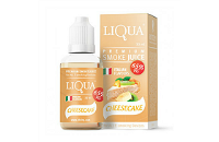 30ml LIQUA C CHEESECAKE 24mg 65% VG eLiquid (With Nicotine, Extra Strong) - eLiquid by Ritchy εικόνα 1
