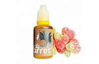 30ml JELLY BEAN 3mg 70% VG eLiquid (With Nicotine, Very Low) - eLiquid by Cloud Parrot εικόνα 1