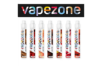 30ml CRAZY FRUIT MIX 6mg eLiquid (With Nicotine, Low) - eLiquid by Vapezone εικόνα 1