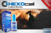30ml LIBERTY 6mg 80% VG eLiquid (With Nicotine, Low) - eLiquid by HEXOcell εικόνα 1