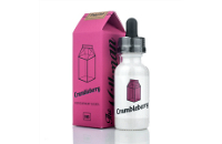 30ml CRUMBLEBERRY 3mg MAX VG eLiquid (With Nicotine, Very Low) - eLiquid by The Vaping Rabbit εικόνα 1