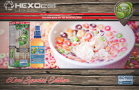 60ml CEREAL BLAST SPECIAL EDITION 6mg High VG eLiquid (With Nicotine, Low) - Natura eLiquid by HEXOcell εικόνα 1
