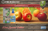 60ml FOREST APPLEZ SPECIAL EDITION 3mg High VG eLiquid (With Nicotine, Very Low) - Natura eLiquid by HEXOcell εικόνα 1
