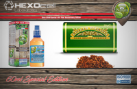60ml VIRGINIA SPECIAL EDITION 3mg High VG eLiquid (With Nicotine, Very Low) - Natura eLiquid by HEXOcell εικόνα 1