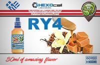 D.I.Y. - 30ml RY4 0mg 65% VG TPD Compliant Shake & Vape eLiquid by Natura εικόνα 1
