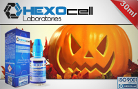 30ml HALLOWEEN FREAK 3mg 80% VG eLiquid (With Nicotine, Very Low) - eLiquid by HEXOcell εικόνα 1