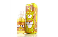 30ml HONEY BEAR 6mg 80% VG eLiquid (With Nicotine, Low) - eLiquid by Marina Vape εικόνα 1
