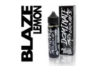 D.I.Y. - 40ml BLAZE LEMON 0mg High VG TPD Compliant Shake & Vape eLiquid by Dominate εικόνα 1