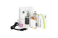 KIT - Eleaf iStick Pico 75W TC Full Kit ( Jet Black & Bronze ) εικόνα 2