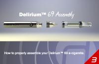 KIT - delirium 69 Premium ( Μονή Κασετίνα ) εικόνα 5