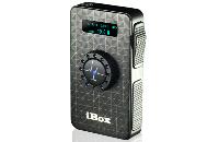 KIT - Vapros iBOX 25W - 1500mA VV/VW Sub Ohm ( ΜΑΥΡΟ ) εικόνα 3