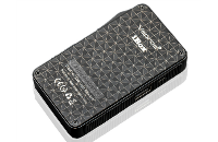 KIT - Vapros iBOX 25W - 1500mA VV/VW Sub Ohm ( ΜΑΥΡΟ ) εικόνα 9