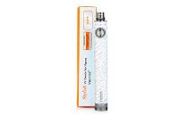ΜΠΑΤΑΡΙΑ - VISION / VAPROS Stylish V1 1300mA μπαταρία μεταβλητής τάσης ( ΛΕΥΚΗ ) εικόνα 1